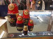 Doll RUSSIAN NESTING DOLLS